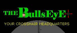 Bullseye crosshairs
